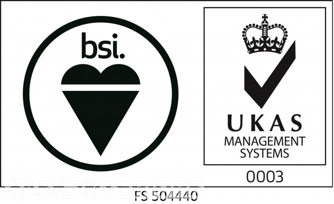 bsi-and-ukas with reg No.